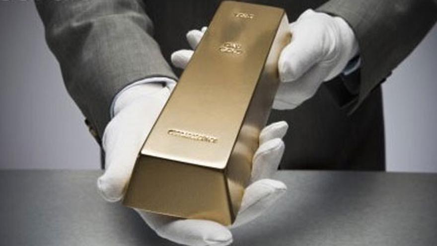 Países con mayores reservas de oro