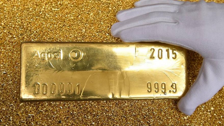El oro es la inversión preferida en momentos de incertidumbre y está en niveles que rozan los máximos históricos