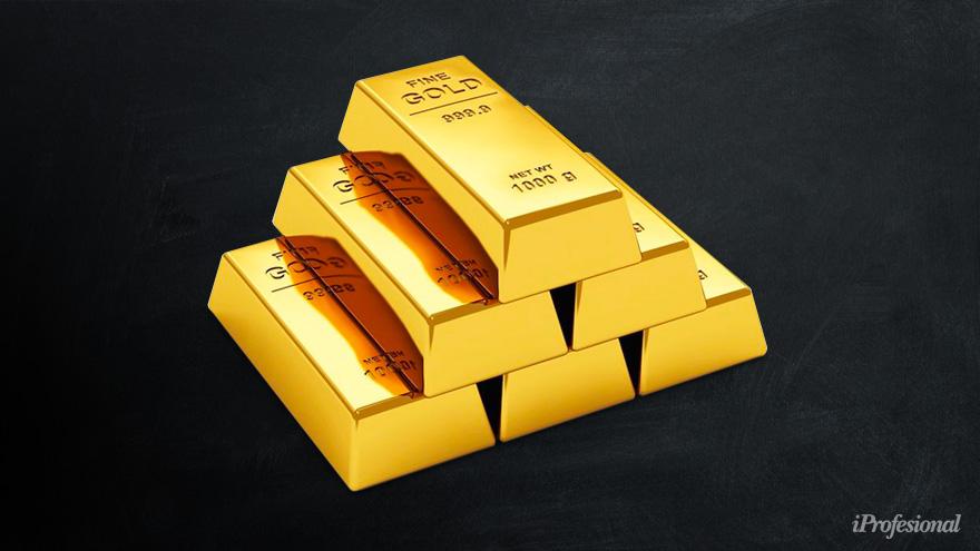 los inversores han comprado en los últimos meses 1.000 toneladas de oro por unos u$s 60.000 millones