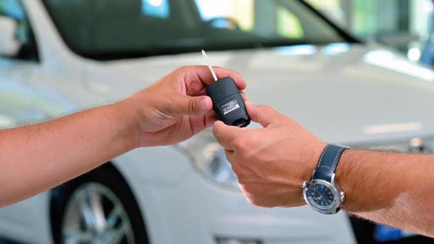 La transferencia del automotor online agilizó los trámites.
