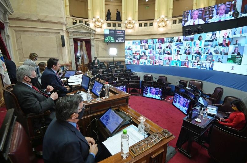 El Senado creó una Comisión Bicameral para investigar las deudas que Vicentin