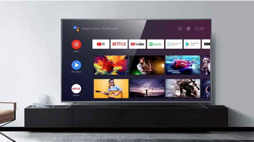 Las aplicaciones de TV online difieren según el sistema operativo del televisor.