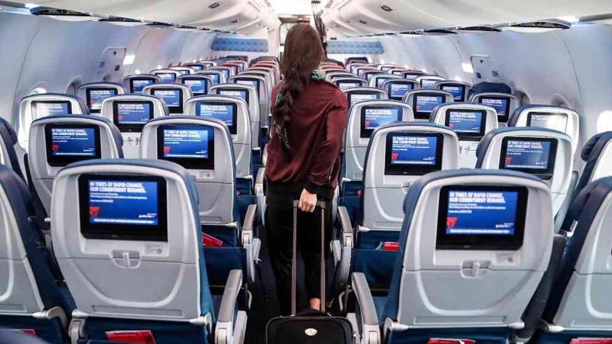 Las aerolíneas comenzaron a tomar nuevas medidas de seguridad para prevenir los contagios