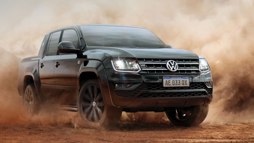 Volkswagen Amarok, número dos en ventas.