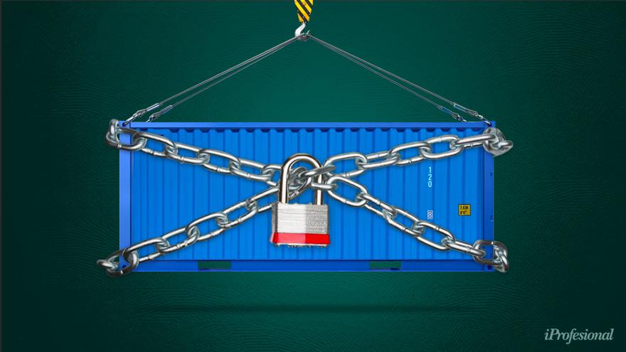 A pesar de haber sufrido un desplome respecto del año pasado, las importaciones empiezan a ser un problema para el Banco Central