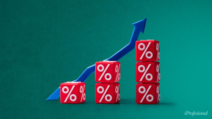Plazos fijos: el BCRA viene subiendo las tasas para hacer más atractiva la inversión.