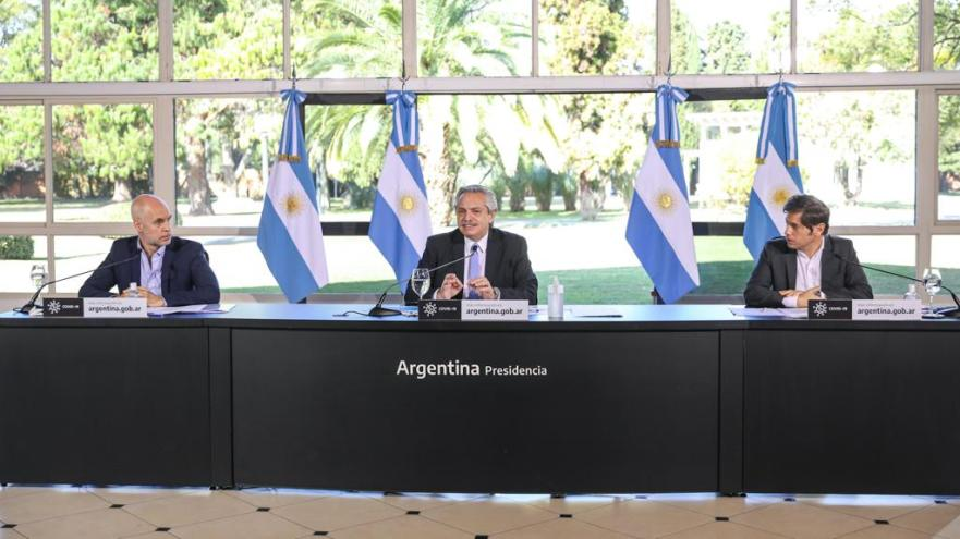 Nueva reunión entre Nación, Ciudad y Provincia para definir los próximos pasos a seguir