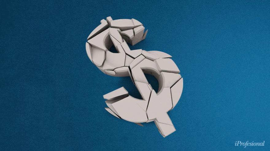 Presos del cepo, los pesos que quedan en los bancos se destinan a plazos fijos