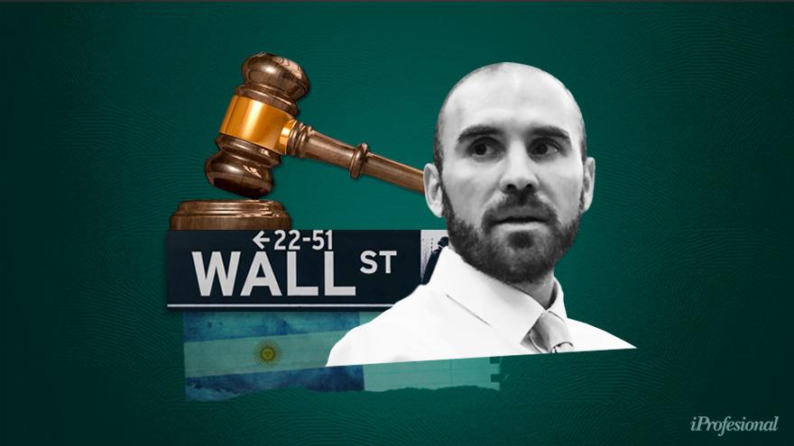 Guzmán, esperanzado con que un alto nivel de aceptación del canje le permita recrear un mercado de crédito en pesos
