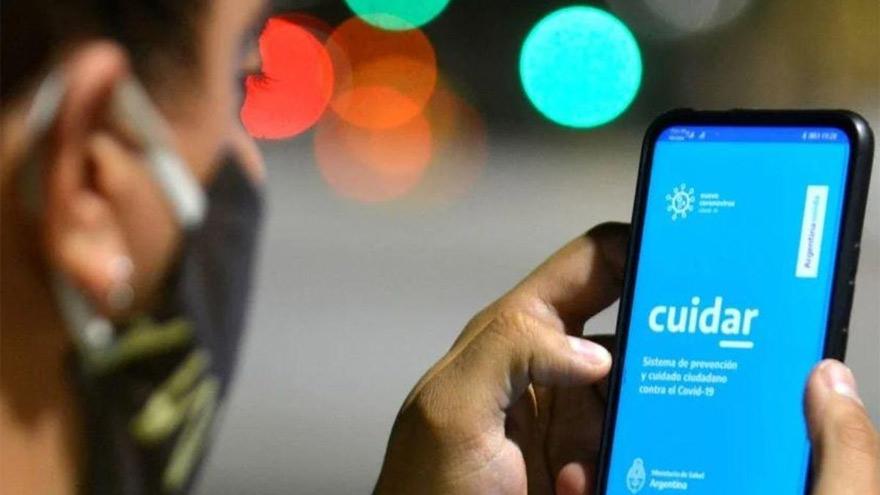 El permiso se puede renovar a través de la app Cuidar