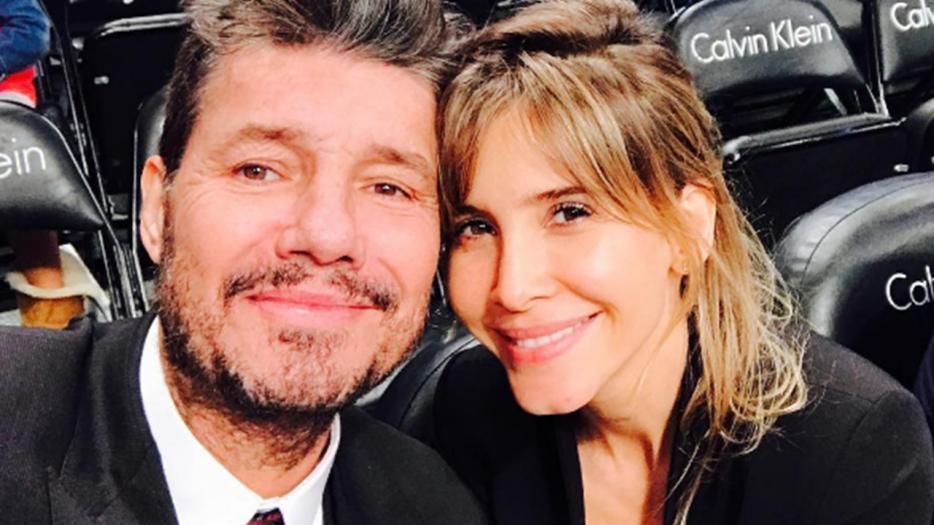 Marcelo Tinelli y Guillermina Valdés: no va más