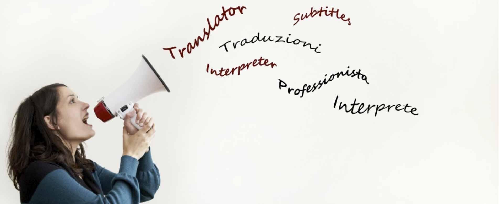 Los servicios de traducción son uno de los que más tienen chance de venderse en dólares