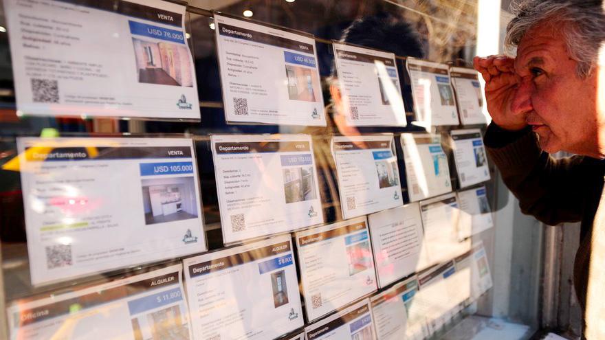 Inquilinos reclaman al Gobierno que extienda hasta marzo el congelamiento de alquileres