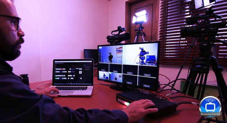 Las empresas de eventos con infraestructura pudieron reconvertir rápidamente el foco hacia la transmisión vía streaming