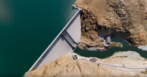 El emprendimiento comprende el desarrollo de un embalse de casi 200 metros de altura por 500 de largo sobre el Río Grande.
