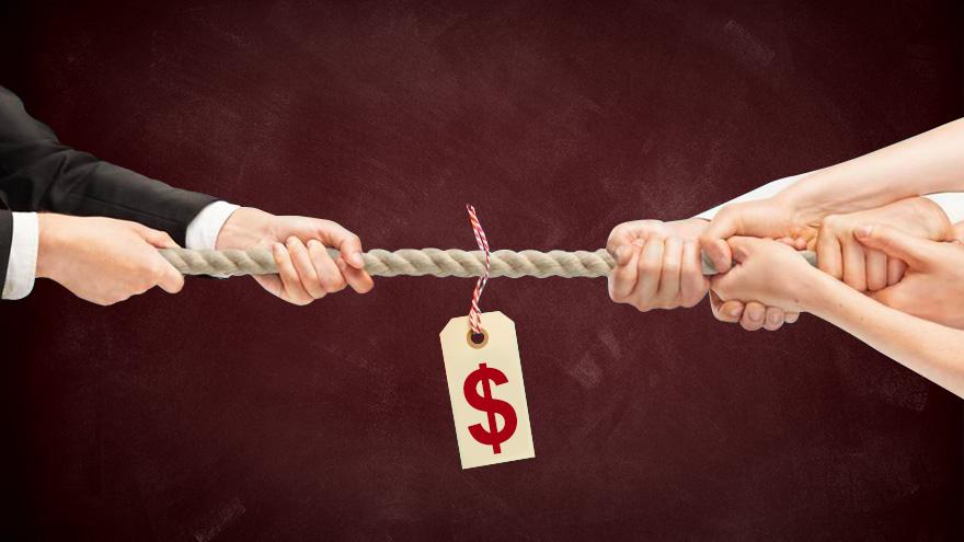 Gobierno árbitro: con el despertar de la economía revive también la puja distributiva.