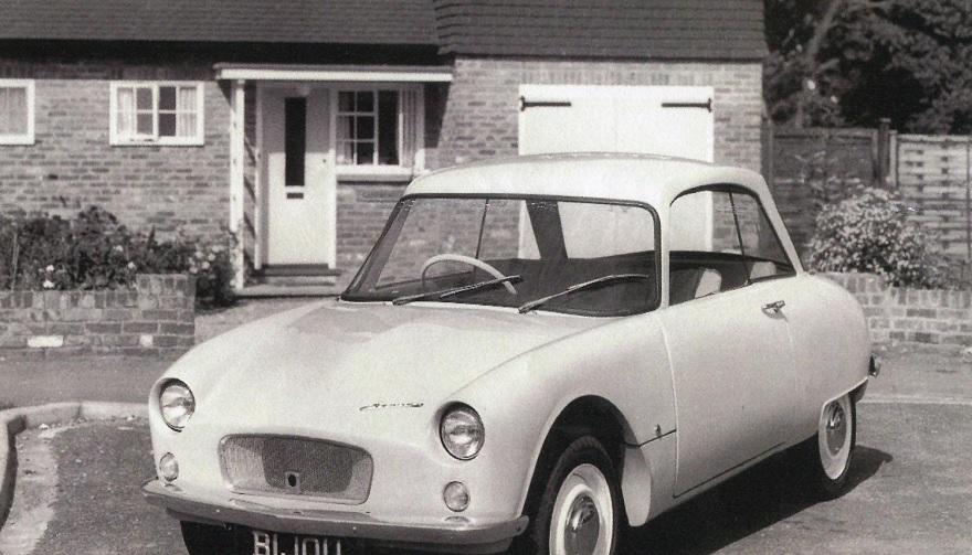 Citroën Bijou, solo se vendieron 207 unidades.