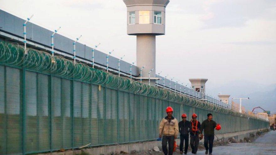 Los productos habrían sido realizados por presos de una etnia perseguida en China