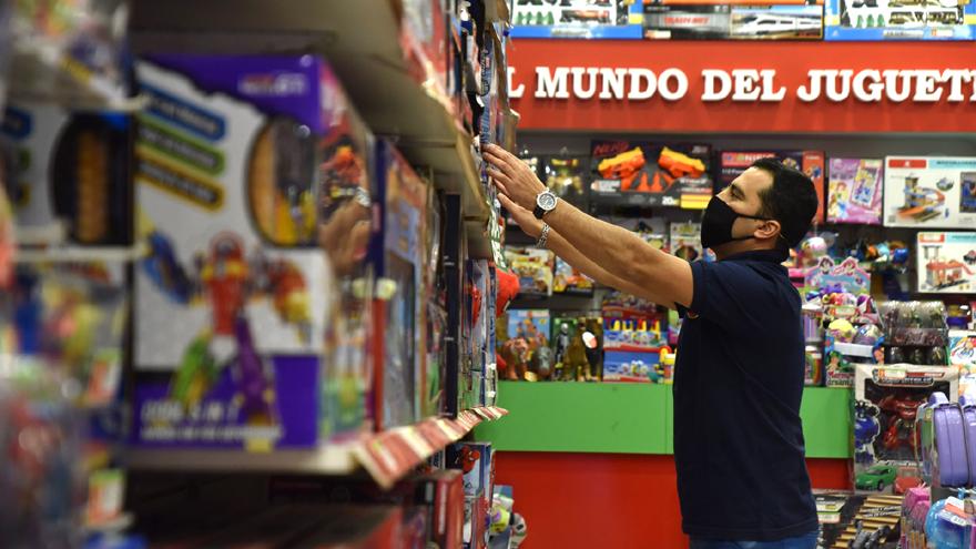 El mercado del juguete registró un sorprendente crecimiento durante junio