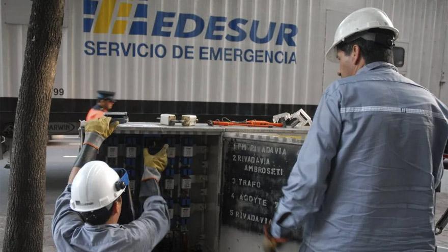 Edesur alega que las multas perjudican su capacidad de inversión y operación.