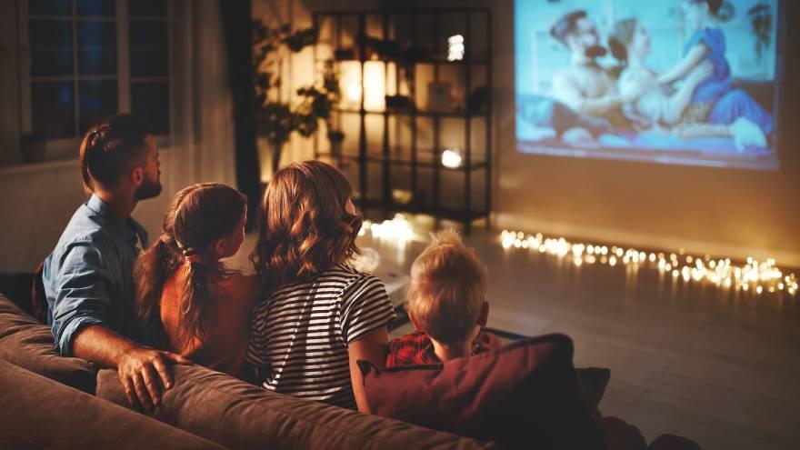 En internet hay una gran cantidad de páginas para ver películas gratis