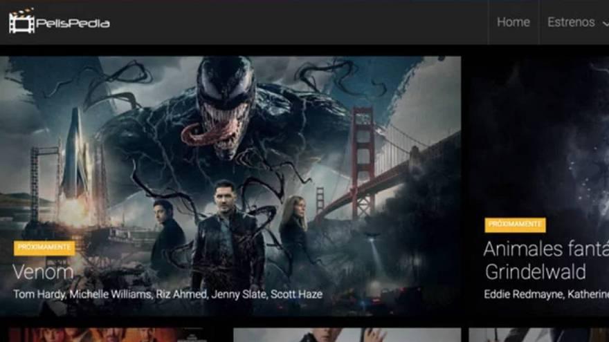 Pelispedia.tv era una de las páginas para ver películas más difundidas