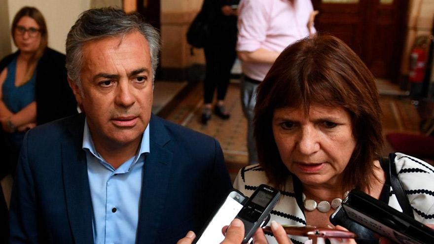 Juntos por el Cambio vinculó al kirchnerismo con el crimen de Gutiérrez.