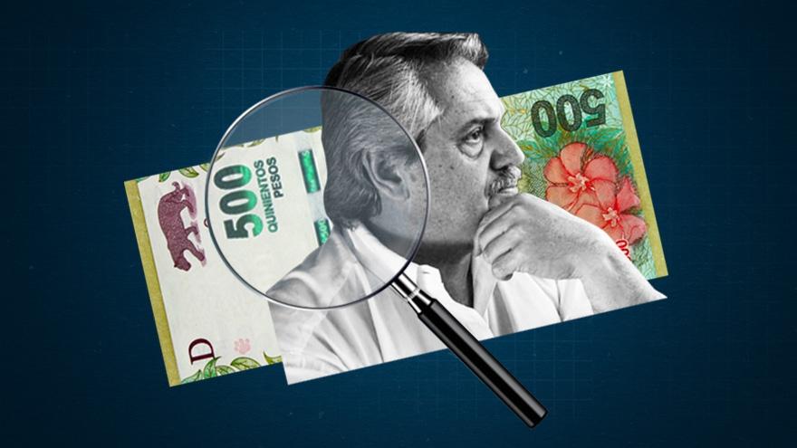 El gobierno de Alberto Fernández llegó con un tipo de cambio oficial contenido