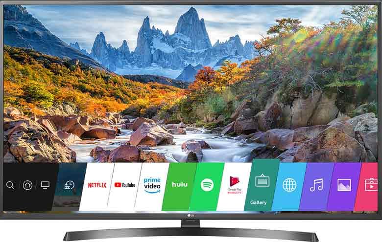 LG se diferencia de la competencia con este televisor 4K con inteligencia artificial.