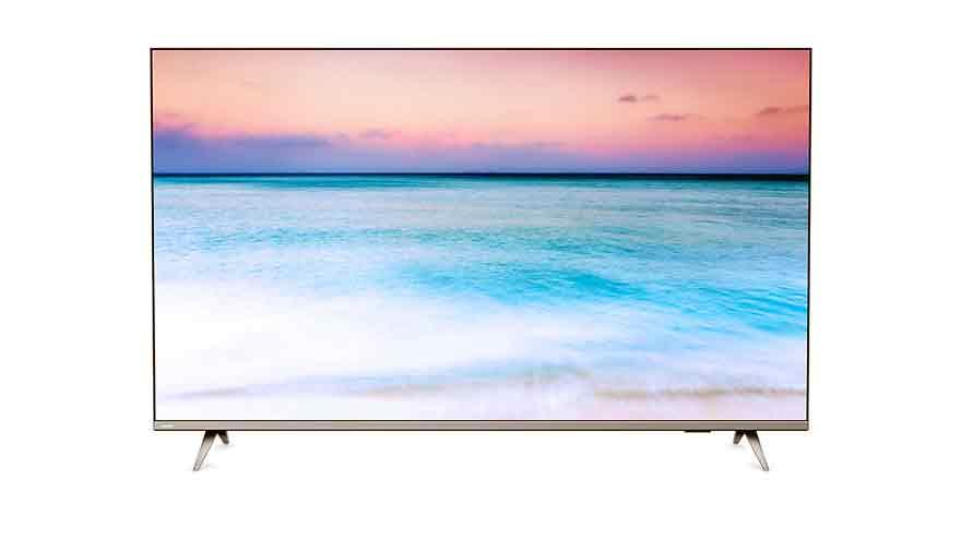 Este televisor 4K de Philips procesa las imágenes para aumentar su naturalidad.