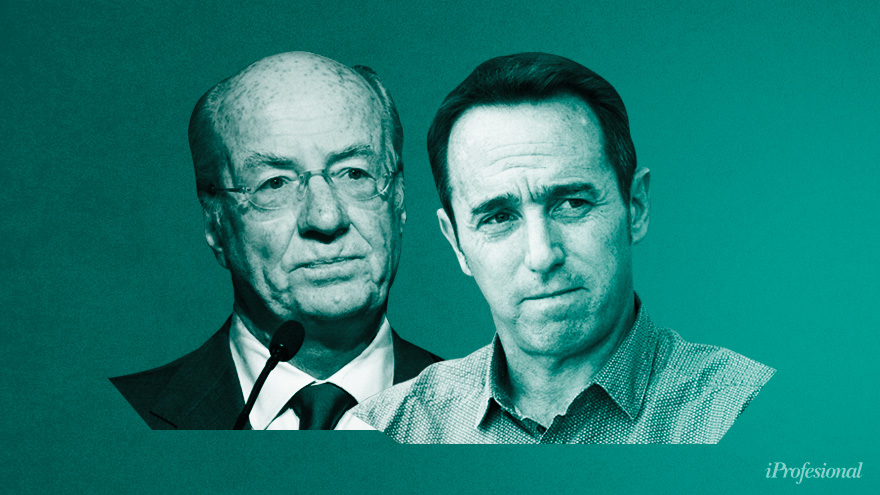 Rocca, de Techint, y Galperin, de Mercado Libre, dos peso-pesados que quieren marcar la agenda de las reformas en la post pandemia.