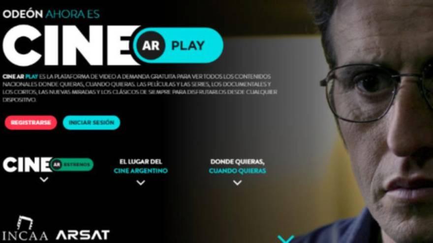 Cinear es un sitio donde se pueden encontrar películas completas de cine argentino