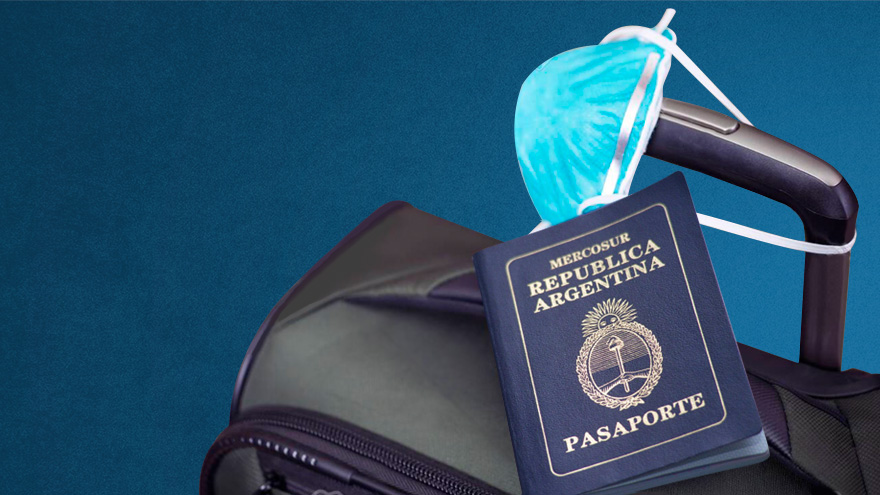 El uso del tapabocas para ingresar al aeropuerto y usar durante el vuelo es tan importante como la documentación