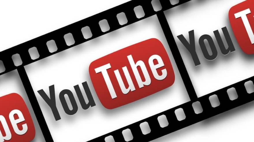 En YouTube se pueden ver películas gratis.