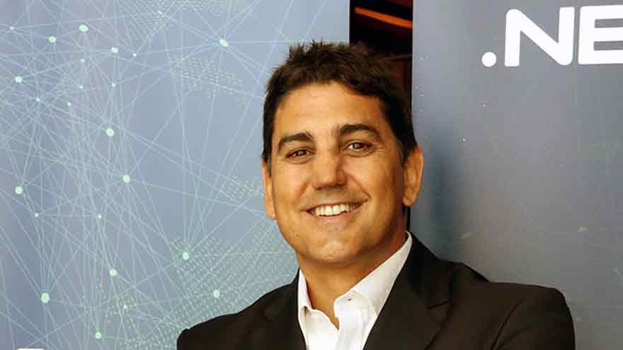 Pedro Sandalis, manager regional de Nutanix para América del Sur.