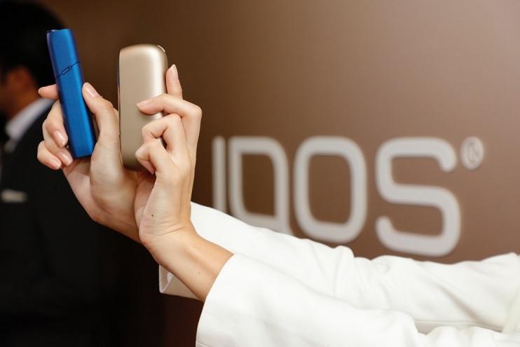 Iqos es el primer producto de tabaco en recibir la orden de