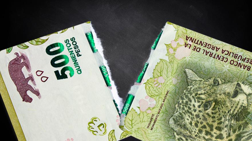 Tres de cada cuatro argentinos tienen una perspectiva económica negativa para este año