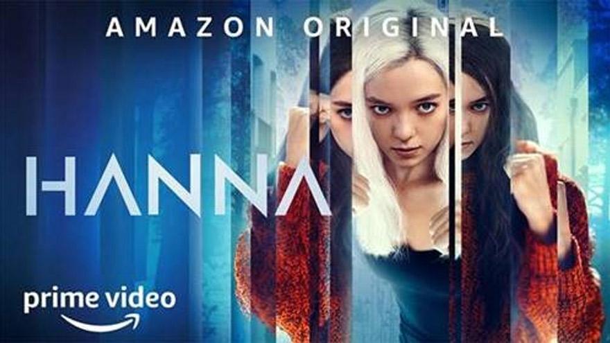 Hanna es una de las producciones propias de Amazon.