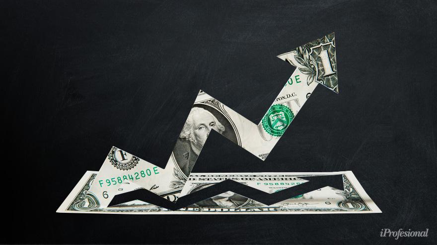Los pronósticos son alcista para el precio del dólar blue.