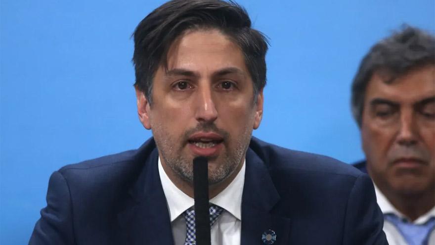 Nicolás Trotta, al frente de la cuestionada cartera de Educación.