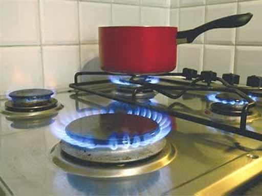 Uno de los consejos para el consumo racional es no calefaccionar ambientes con las hornallas