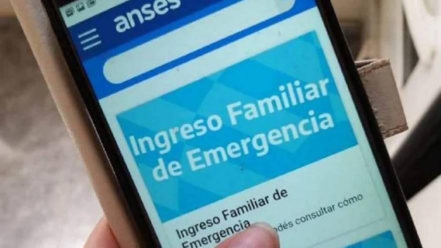 En agosto se pagará una nueva cuota del Ingreso Familiar de Emergencia