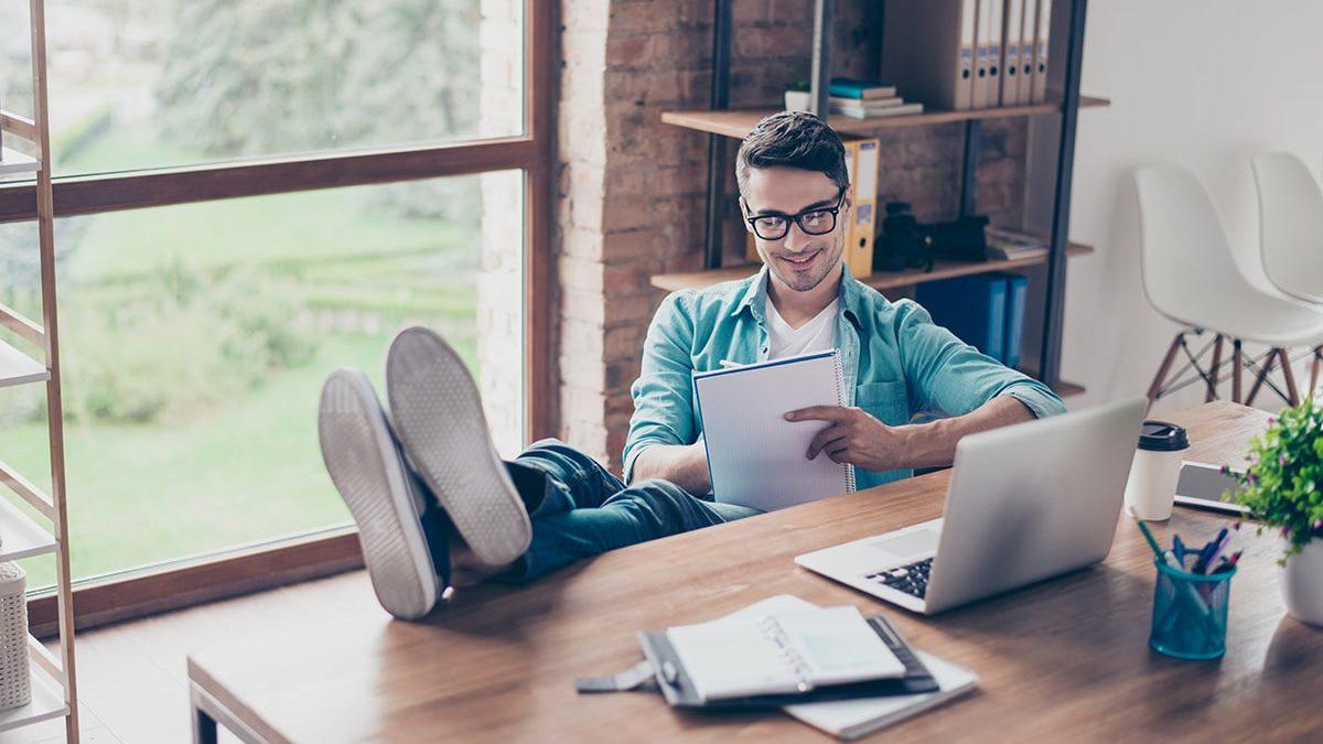 Empresarios y empleados coinciden en que el teletrabajo es la manera de conciliar vida laboral y personal