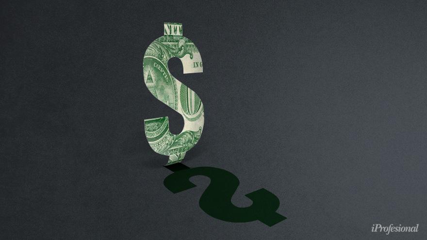 La diferencia entre el contado con liquidación y el Mep está en torno a 1,7%, cerca de los mínimos