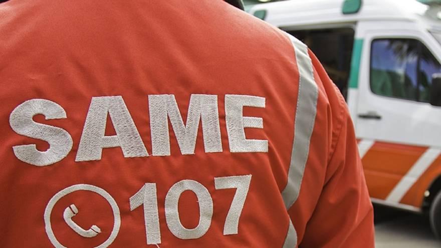 El SAME es uno de los servicios de emergencias a los que se puede llamar