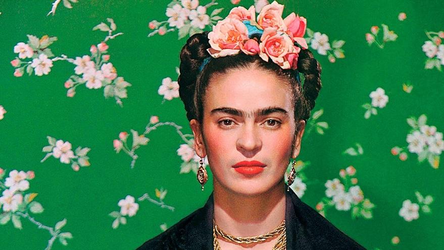 Inventos en cuarentena: autorretratos de Frida Kahlo.