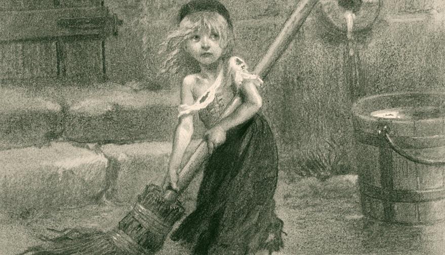 Inventos de Victor Hugo: los miserables.