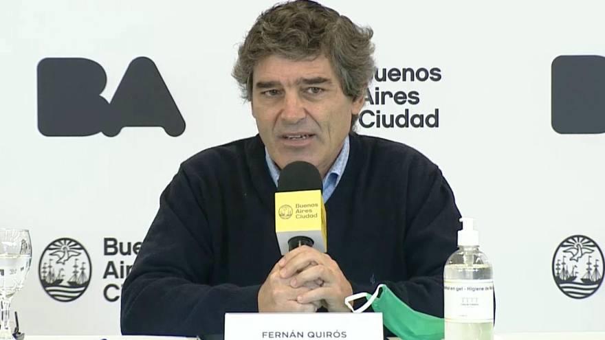 Fernán Quirós pidió que no haya reuniones por el