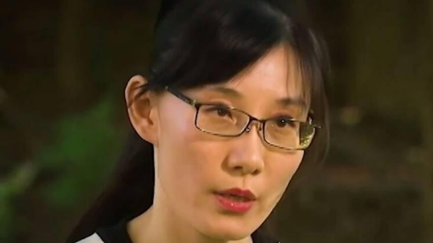 La viróloga china Lin Meng Yan estuvo a cargo de la investigación