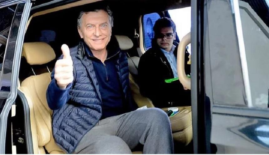 Mauricio Macri recibió al CEO de BlackRock en Buenos Aires